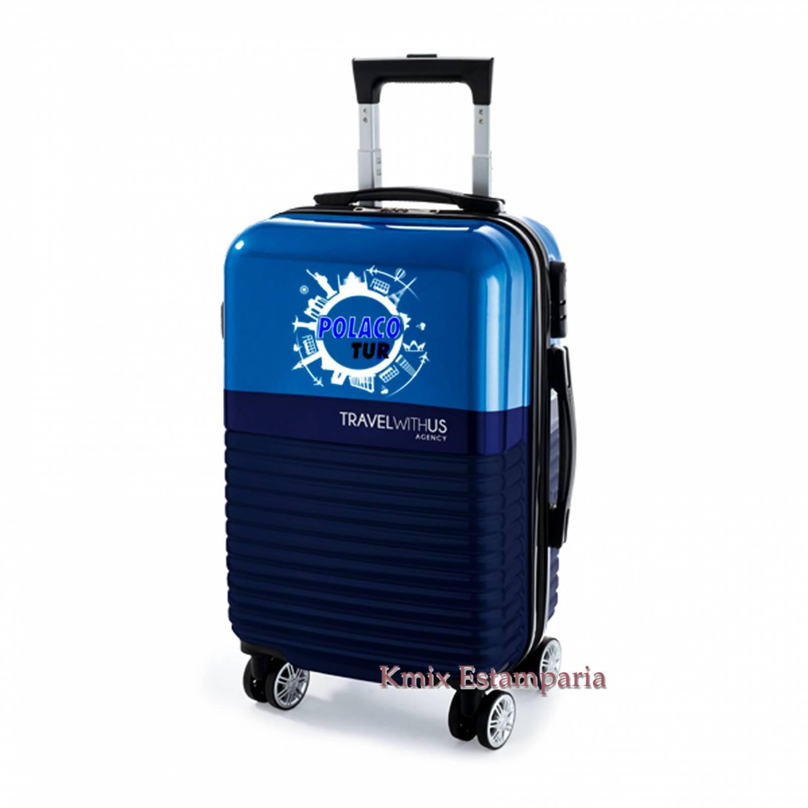 Mala de viagem executivo (92160) - kmix estamparia