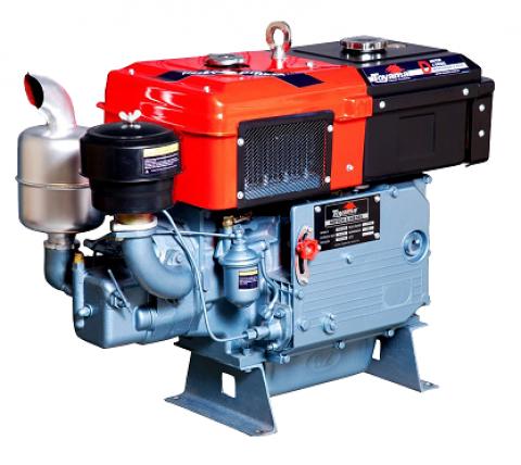 Motor diesel toyama TDW18D2 16,5hp refrigerado a água - Pesca e Campo