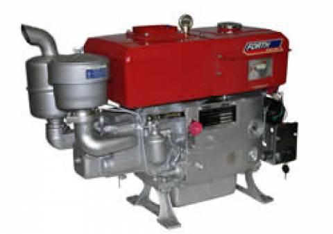 MOTOR DIESEL 24HP FORTH ENGINE PARTIDA MANUAL - DE240H - Pesca e Campo