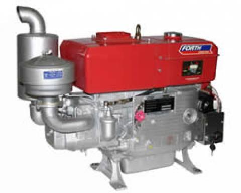 MOTOR DIESEL 32HP FORTH ENGINE PARTIDA ELÉTRICA - DE320HE - Pesca e Campo