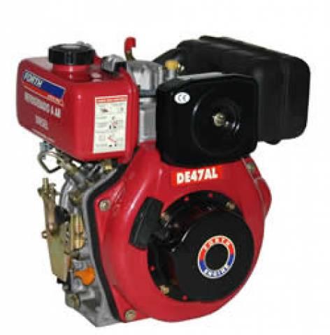 MOTOR DIESEL 4,7HP FORTH ENGINE PARTIDA MANUAL - DE47AL - Pesca e Campo
