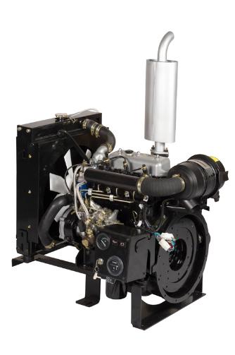 Motor Diesel Agrale Lintec 3LD1500 30 HP - Pesca e Campo
