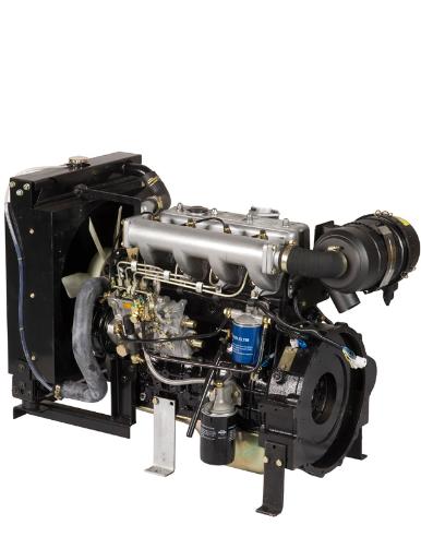 Motor Diesel Agrale Lintec 4LD2500 54,5 HP - Pesca e Campo