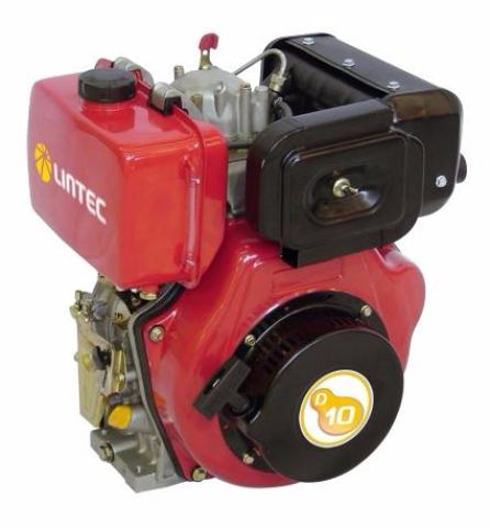 Motor Diesel Agrale Lintec D10E 9,5 HP - Pesca e Campo