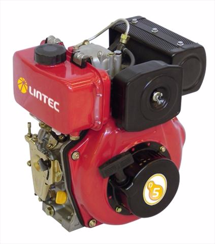 Motor Diesel Agrale Lintec D5 4,2 HP - Pesca e Campo