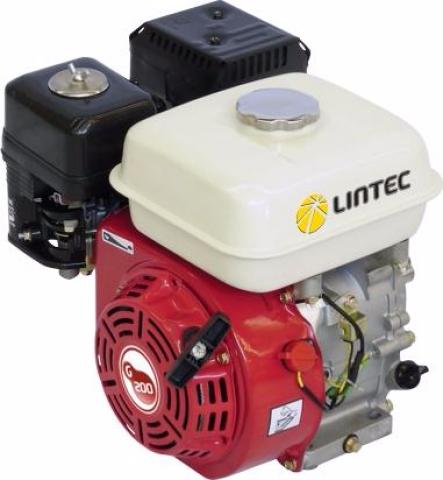 Motor Gasolina Agrale Lintec G200E 6,5 HP - Pesca e Campo