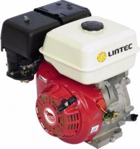 Motor gasolina Agrale Lintec G270E 9 HP - Pesca e Campo