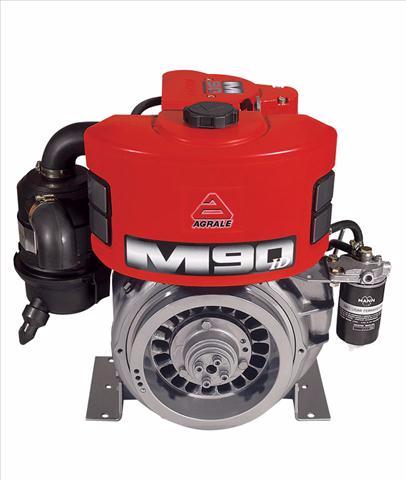 Motor Diesel Agrale Lintec M90 13 HP - Pesca e Campo