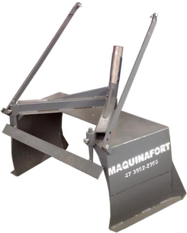 Encanteirador Maquina Fort Sem Rodas Para Micro-Trator - Pesca e Campo