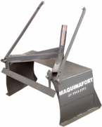 Encanteirador Maquina Fort Sem Rodas Para Micro-Trator