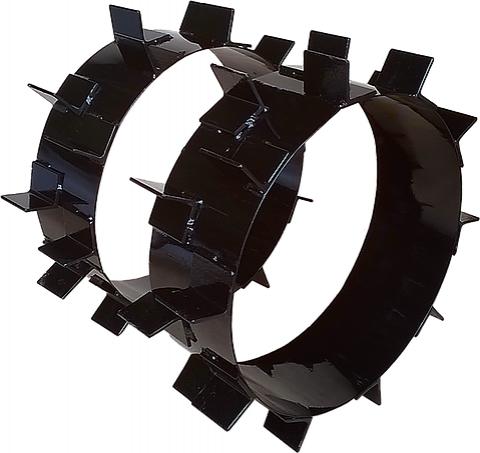 Rodas de Ferro Maquina Fort Para Motocultivadores - Pesca e Campo