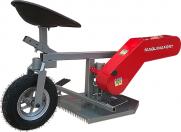 Aparador De Grama Maquina Fort AGT500 Para Motocultivadores
