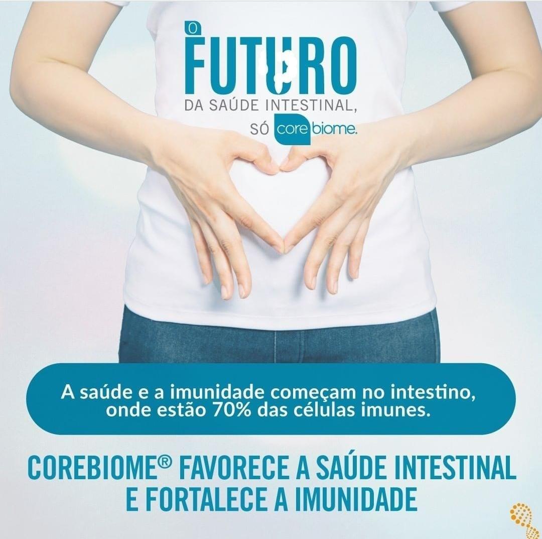 COREBIOME - Pós biótico - Saúde intestinal - BioLife
