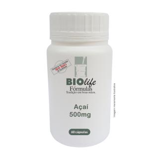 Açai Extrato Seco - Energético e Antioxidante | BioLife