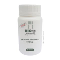 Mucuna Pruriens 400mg (L-dopa Natural, com Propriedades Afrodisíacas)