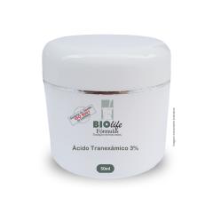 Ácido Tranexâmico 3% + Serum qsp 50 ml