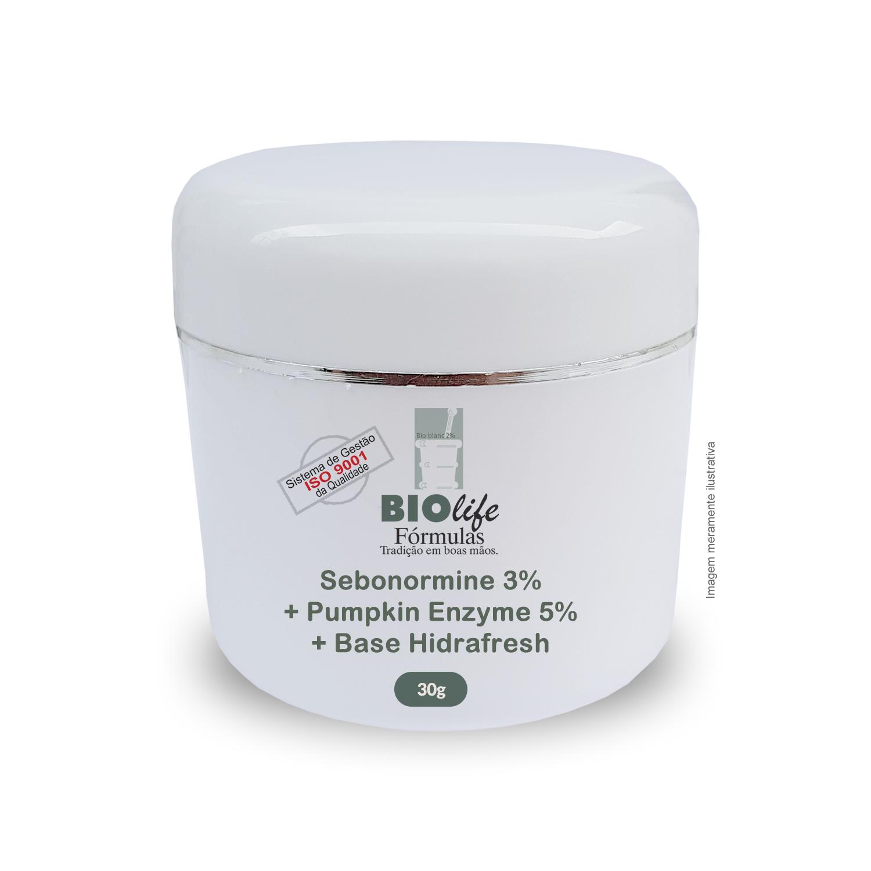Renovador Celular e Anti Oleosidade - BioLife
