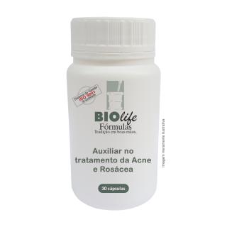 Composto para Acne e Rosácea | BioLife