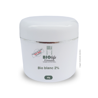 BIO BLANC Clareamento Cutâneo, Antioxidante, Antimicrobiana   BioLife