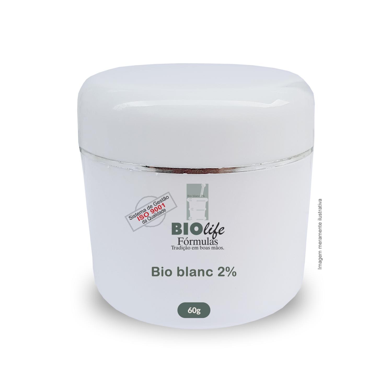 BIO BLANC Clareamento Cutâneo, Antioxidante, Antimicrobiana - BioLife