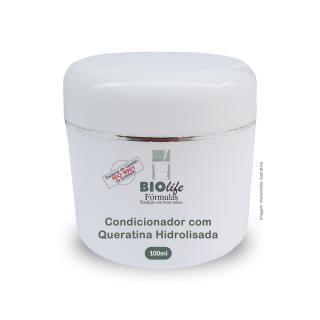 Condicionador com Queratina Hidrolisada | BioLife