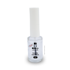 Colágeno 3% + Pantenol-D 5% + Ln 2 out 3% + Esmalte base qsp 8mL