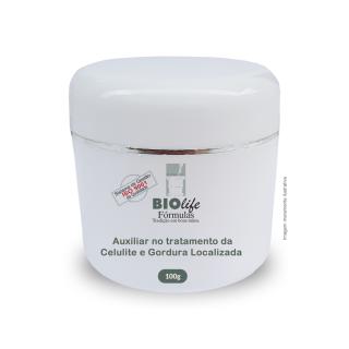 Creme para Tratamento da Celulite e Gordura Localizada 100g | BioLife