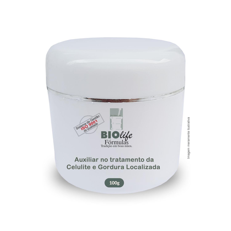Creme para Tratamento da Celulite e Gordura Localizada 100g - BioLife