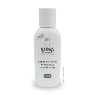 Loção Corporal Hidratante com Silicone - Hidrata e dá Maciez à Pele Ressecada | BioLife