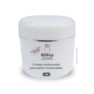 Peles Altamente Ressecadas - Creme restaurador 60g | BioLife