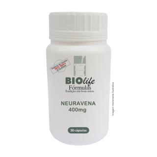 NEURAVENA 400mg - 30 caps - Melhore seu Raciocínio e Memória! | BioLife