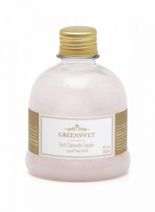 Refil Sabonete Liquido 300 ml Essência Sweet Flower
