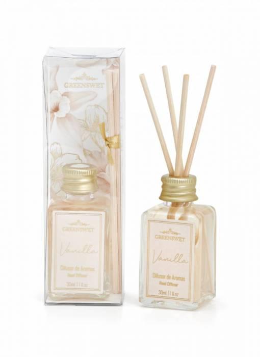 Difusor de Aromas 30ml Essência Vanilla