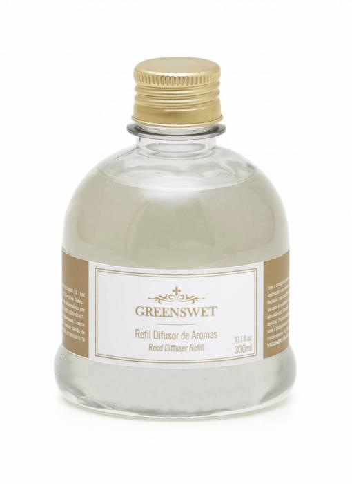Refil Difusor de Aromas 300ml Quartzo Verde