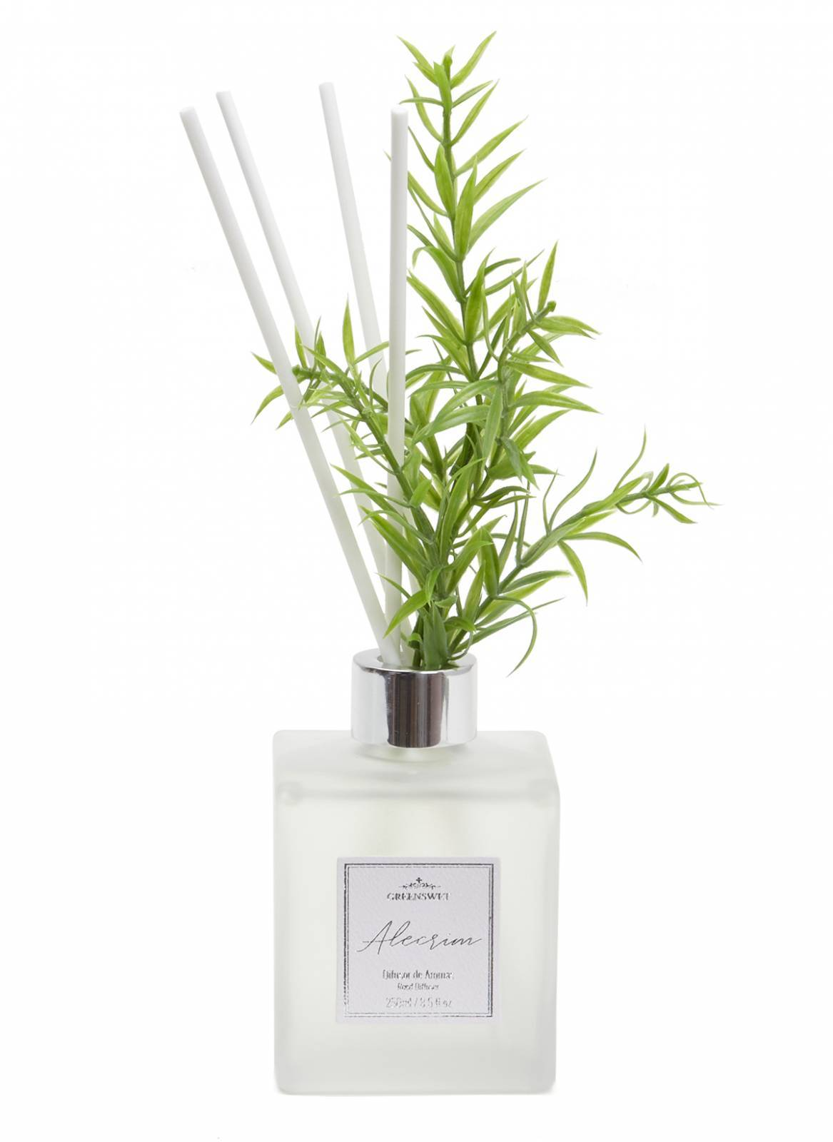 Difusor de Aromas 250 ml Essência Alecrim - Greenswet Aromatizantes