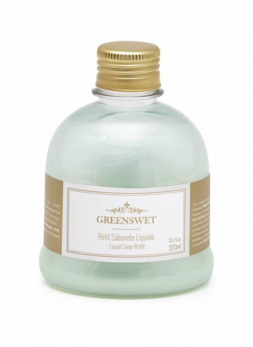 Refil Sabonete Liquido 300 ml Essência Alecrim