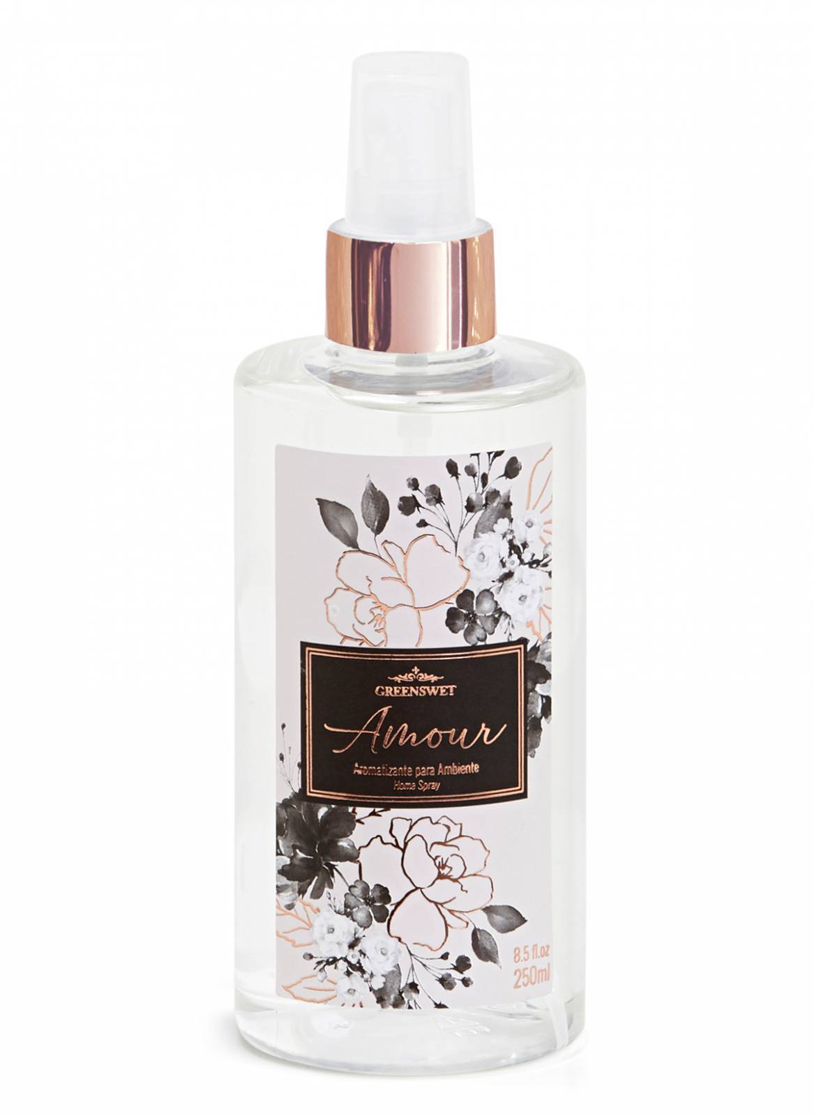 Home Spray 250ml Essência Amour - Greenswet Aromatizantes