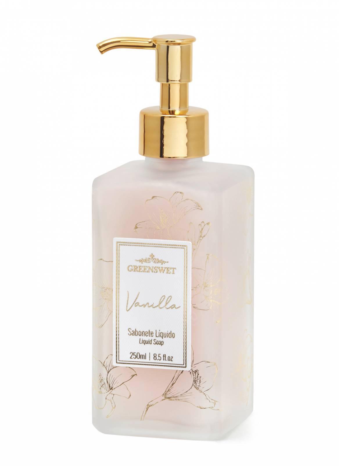 Saboneteira 250 ml Essência Vanilla - Greenswet Aromatizantes
