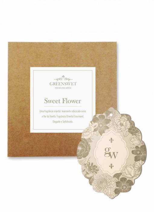 Amostra Linha Sweet Flower - FRETE GRÁTIS