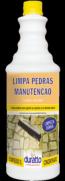 limpa pedras manutenção 1 litro detergente limpa pedras duratto | Santa Rosa Tintas