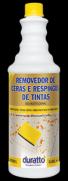removedor de ceras e respingos de tintas 1 litro duratto | Santa Rosa Tintas