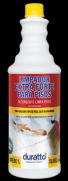 limpador extra forte para pisos 1 litro detergente limpa pisos duratto | Santa Rosa Tintas