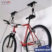 Suporte De Teto Para Bicicleta Com Sistema De Elevação Bike | Santa Rosa Tintas