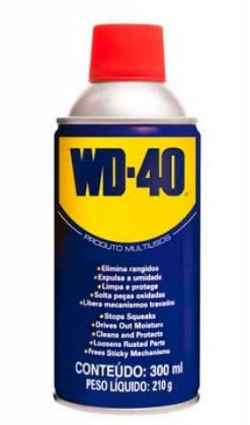 Spray Lubrificante Óleo Anticorrosivo Aerosol 300 Ml - Wd-40
