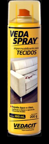 Vedaspray impermeabilizante para tecidos 300ml 200g Vedacit