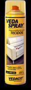 Vedaspray impermeabilizante para tecidos 300ml 200g Vedacit | Santa Rosa Tintas