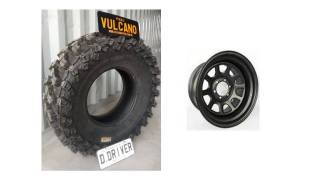 Vulcano 315/70r17