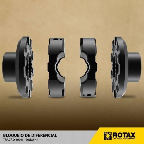 Bloqueio de diferencial Troller dianteiro 2002>2014(DANA 44) - D driver equipamentos off road Joinville sc