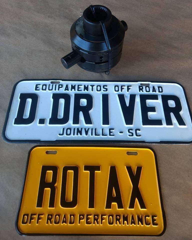 Bloqueio de diferencial Toyota Bandeirantes dianteiro 30 estrias  - D driver equipamentos off road Joinville sc
