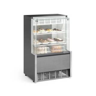 Vitrine Refrigerada Confeitaria - Dupla a��o Gelopar GPEA-075R | Refrimur